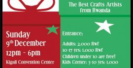 AIC Rwanda Christmas Bazaar 2018 - Sunday December 9th!